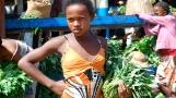 Madagascar girl