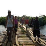 Madagascar bridge