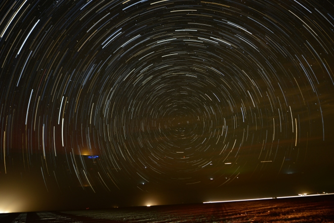 My-First-Startrail-Photo 2