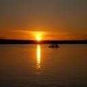 Zambia-victoria-falls-Zambezi-river-livingstone-2010-boat-sunset