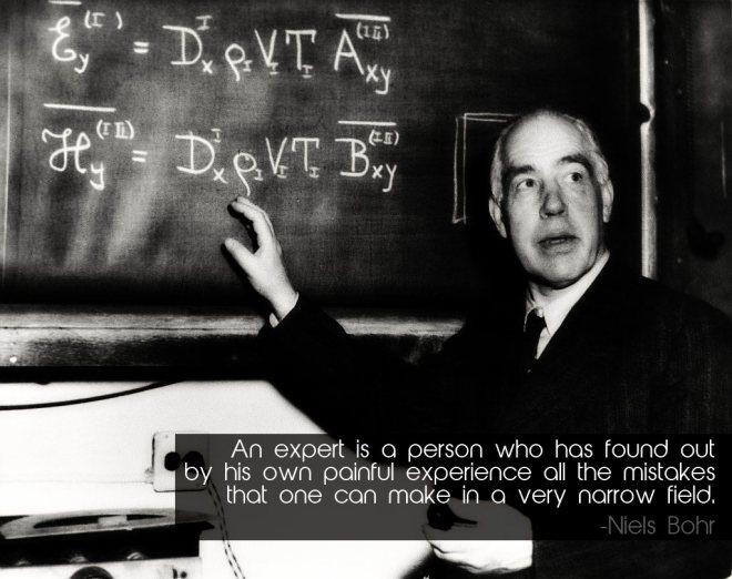 Niel-Bohr-Quantum-mechanics-expert