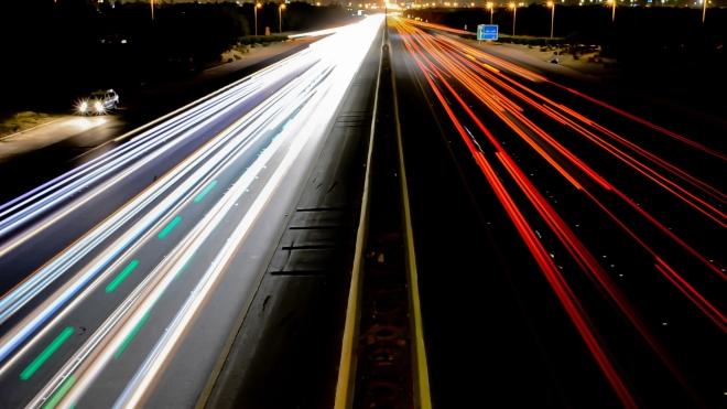 night-photography-Kuwait-ambulance-Bridge-2013