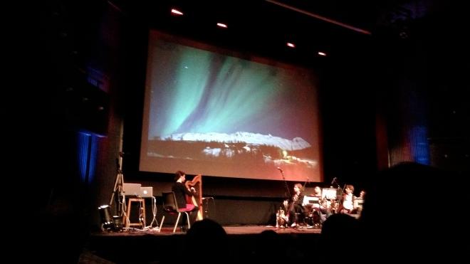 Aurora-Borealis-harp-bloomsbury-theatre