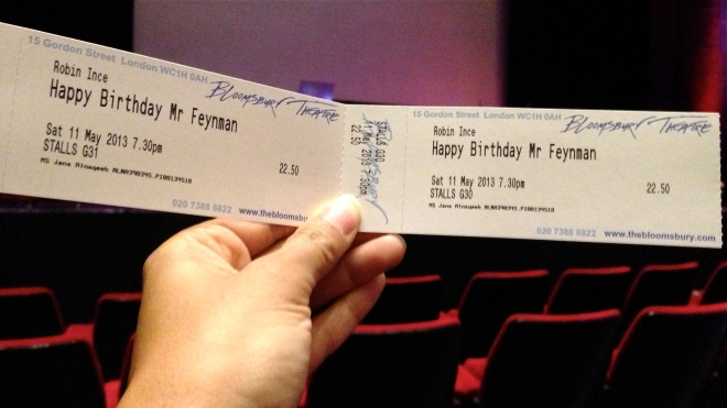 Bloomsbury-theatre-richard-feynman-tickets