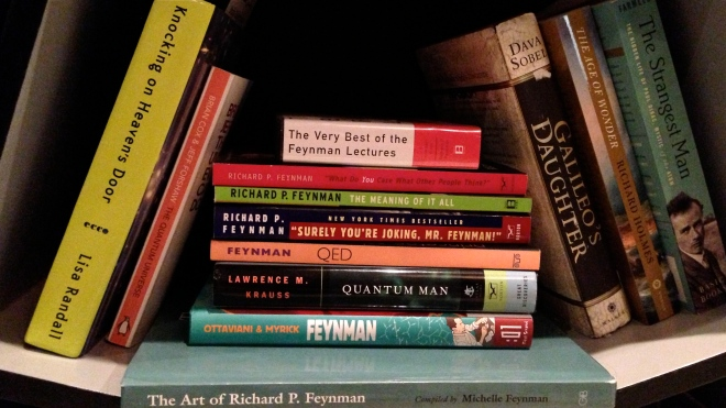 Richard-Feynman-books-collection1