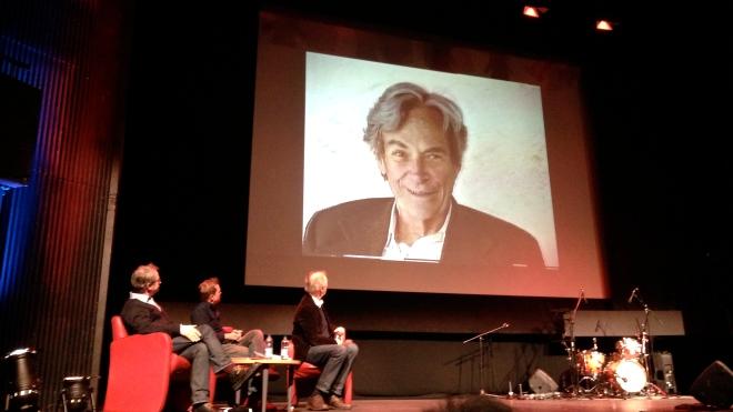 Robin-Ince-Chris-Riley-Christopher-Sykes-on-Richard-Feynman-Birthday