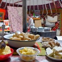 Mongolia-kazakhtea-butter-food-ger-family-thegeneralist