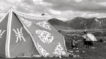 Mongolia-Tavan-bogd-national-park-camp-altai-mountains-kazakh-tent-thegeneralist