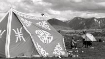Mongolia-Tavan-bogd-national-park-camp-altai-mountains-kazakh-tent-thegeneralist
