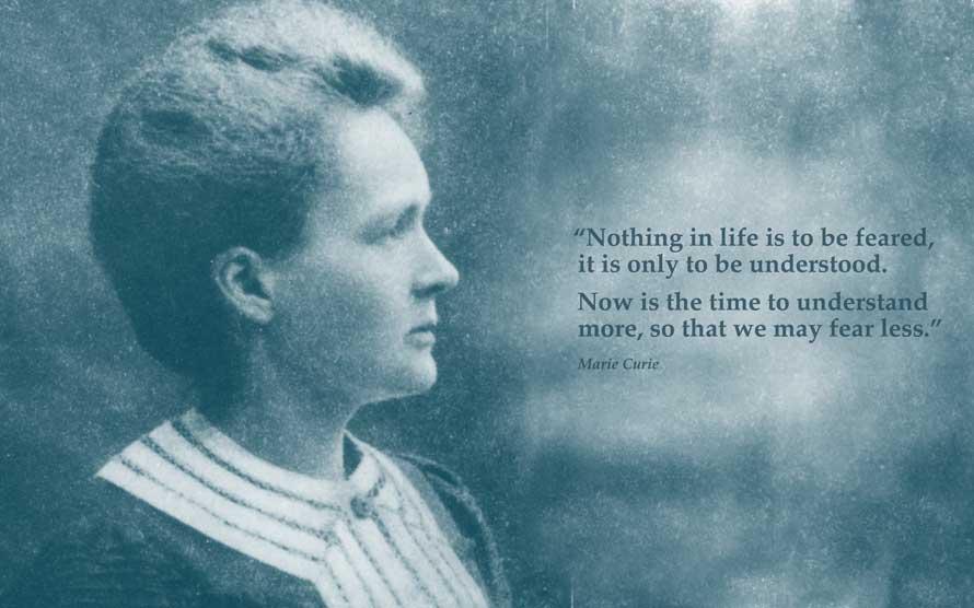 Marie Curie The Generalist