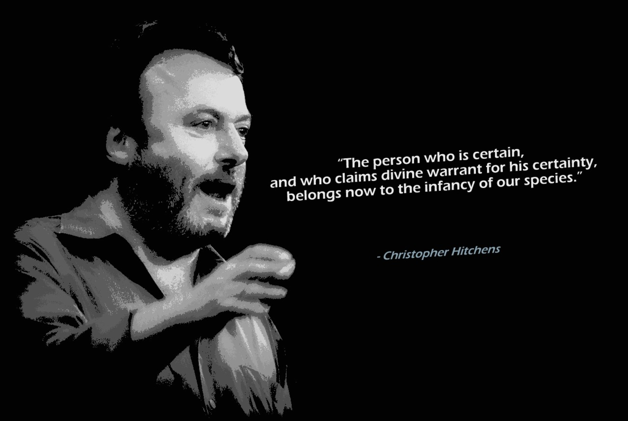 Christopher Hitchens The Generalist