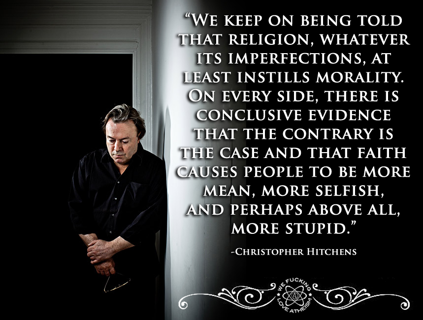 christopher hitchens – THE GENERALIST