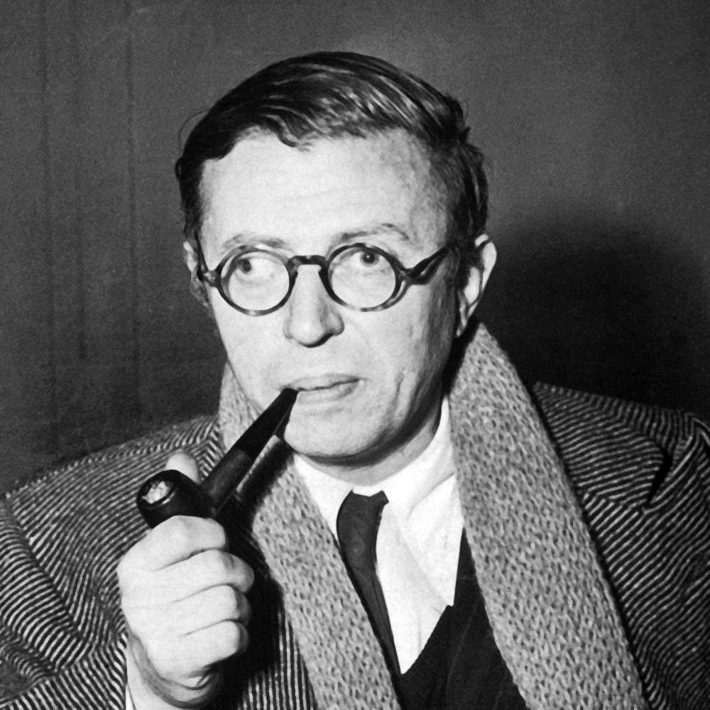 The Billboard: Jean Paul Sartre – THE GENERALIST