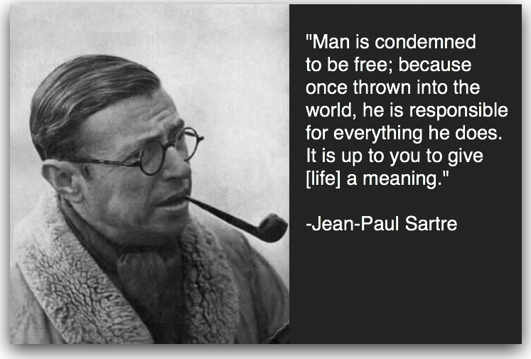 Jean Paul Sartre – THE GENERALIST